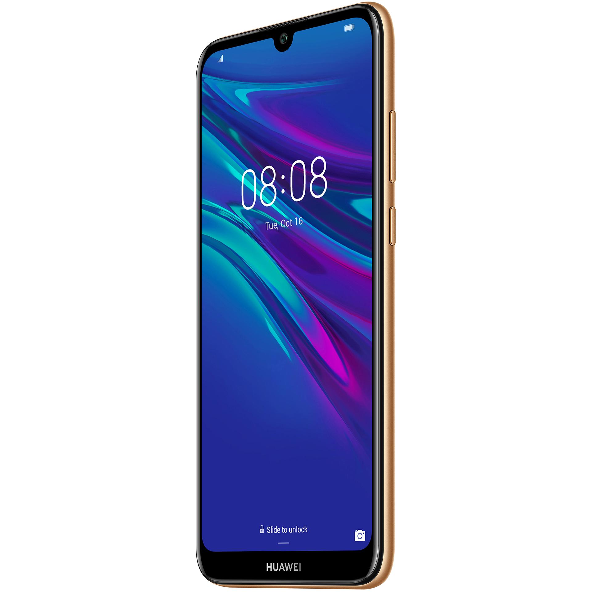 mobiiltelefon Huawei Y6 2019  (pruun)