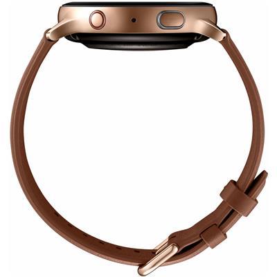 nutikäekell Samsung Galaxy Watch Active2 44 mm 4G (roostevaba teras) (kuldne)