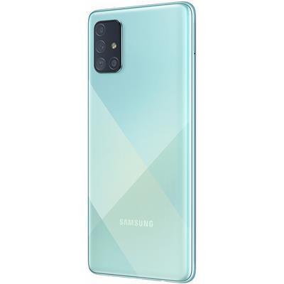 mobiiltelefon Samsung Galaxy A71 (sinine)