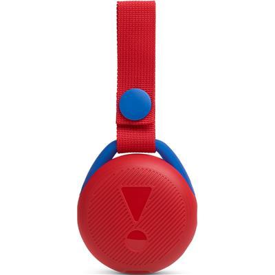 kaasaskantav Bluetooth kõlar JBL JR POP (punane)