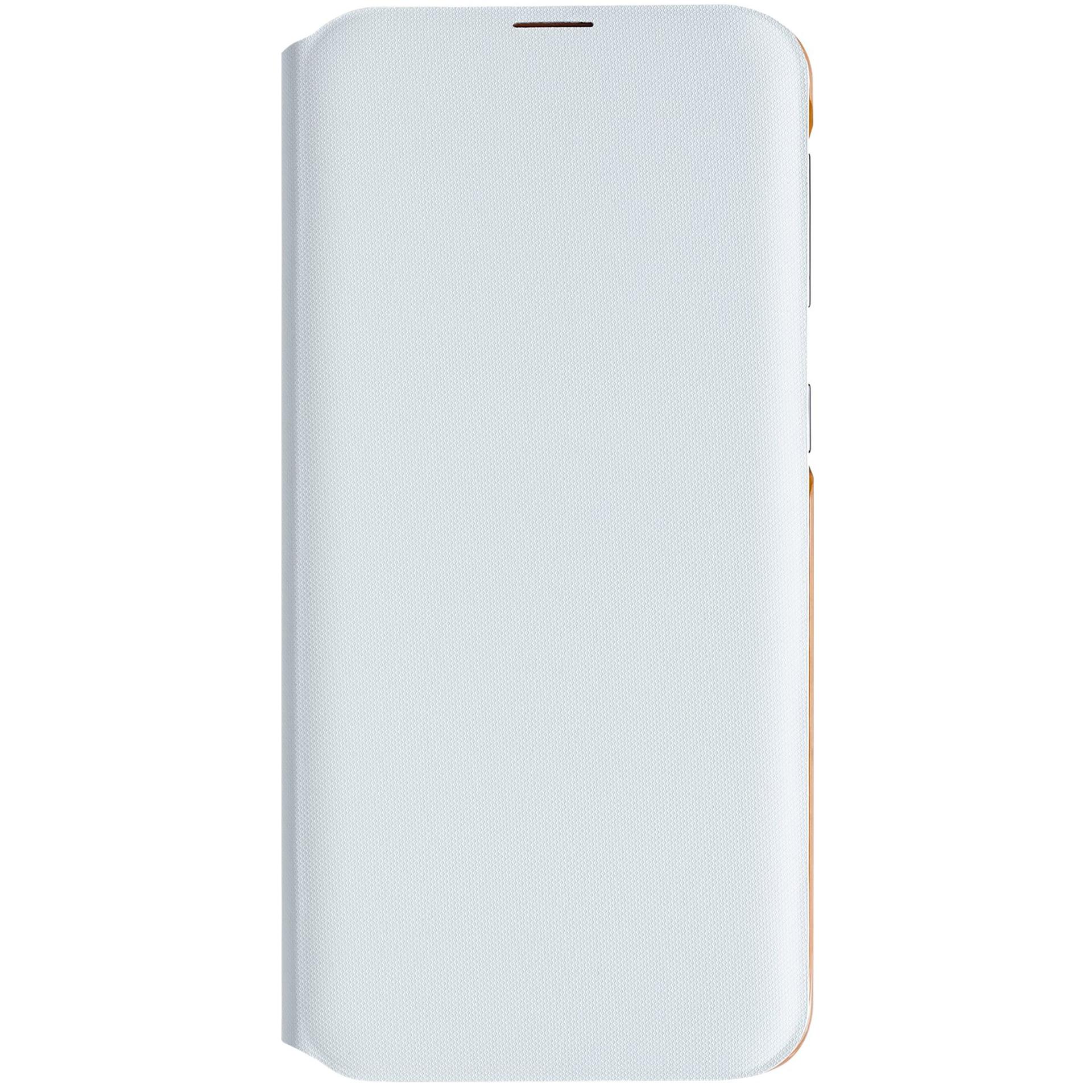 kaaned Samsung Flip Wallet Galaxy A20e'le (valge)