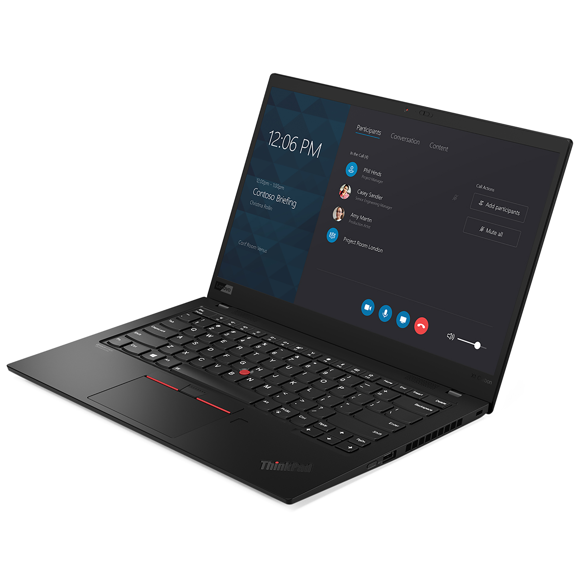sülearvuti Lenovo X1 Carbon