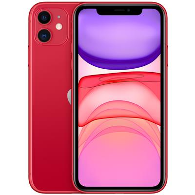 mobiiltelefon Apple iPhone 11 128 GB (punane)