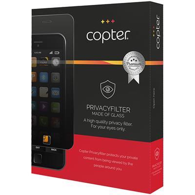 ekraanikaitseklaas Copter privaatsusfiltriga Curved Apple iPhone XR/11'le