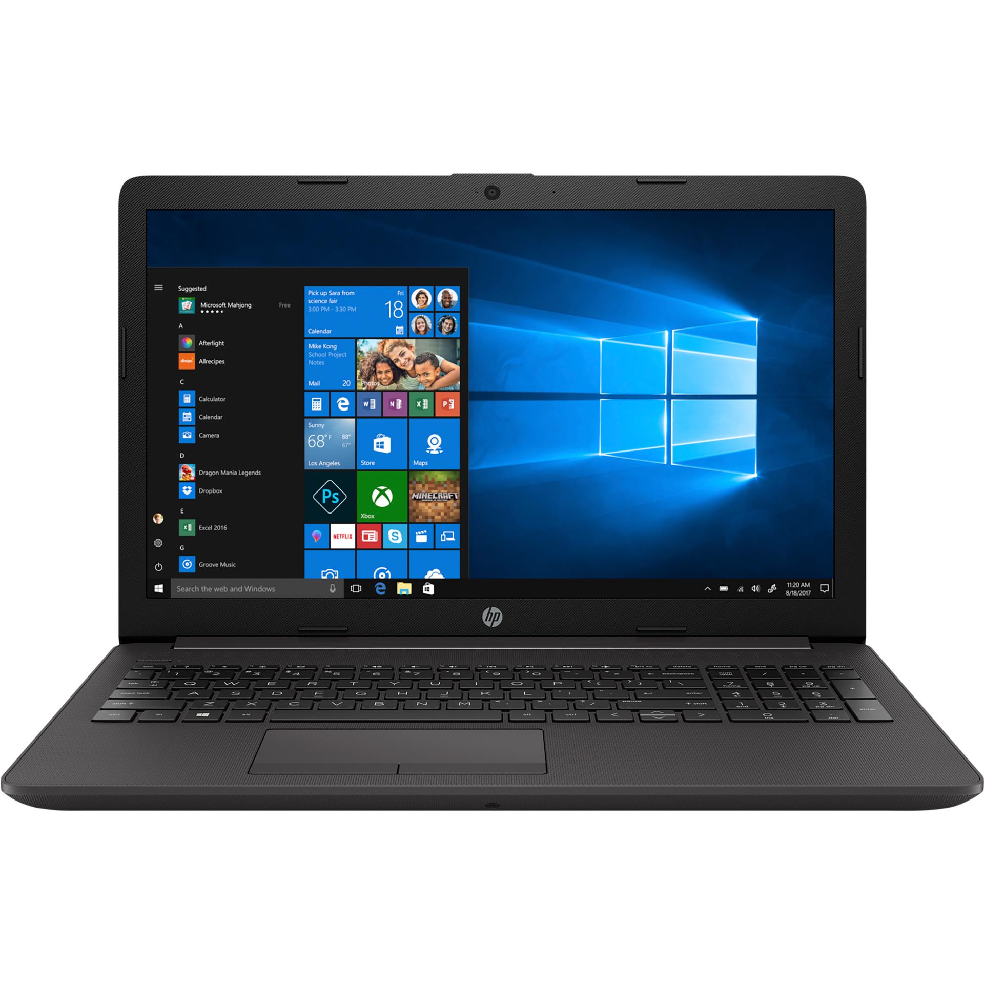 sülearvuti HP 255 G7