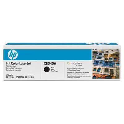 tooner HP Color LaserJet CB540A
