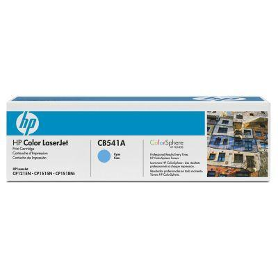 tooner HP Color LaserJet CB541A